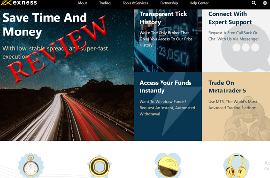 forex review - exness review