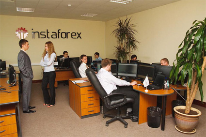 Forex Review - instaforex office